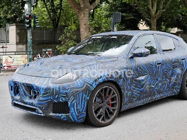Maserati Grecale - Cosa ci dicono le nuove foto spia
