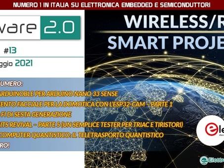 Firmware 2.0 #13 – Wireless/RF – Smart Projects