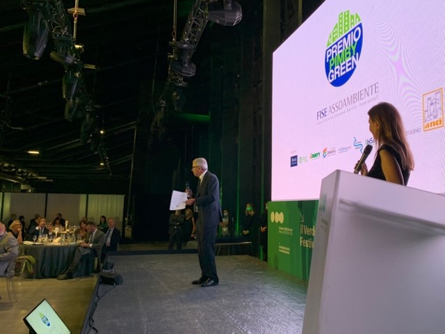 Assoambiente conferma Chicco Testa presidente e assegna i premi Pimby green 2020