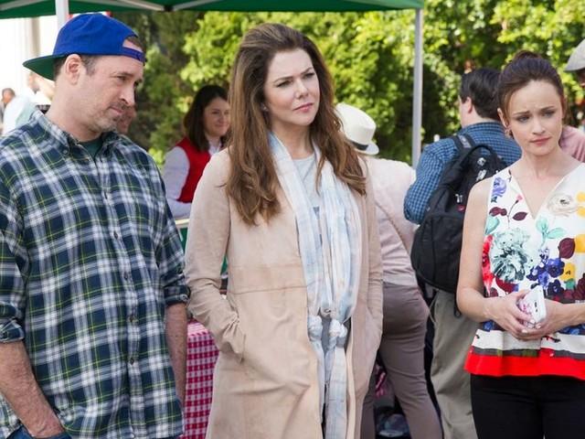 Scott Patterson ha un'idea per un altro revival di Gilmore Girls: una trama con Luke, Lorelai e il figlio di Rory