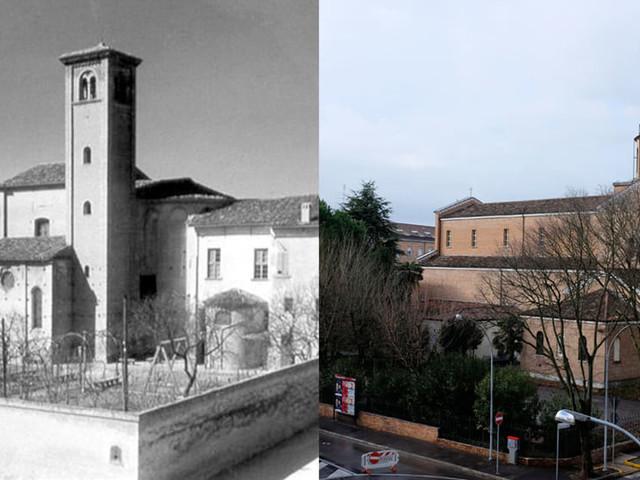 La distruzione della Chiesa di San Biagio 73 anni dopo: la rievocazione di una ferita insanabile