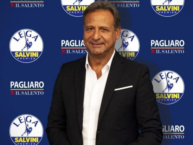 """Pagliaro (Lega): """"Conte e il suo governo continuano a snobbare il Salento. Vogliamo l'alta velocità fino a Lecce"""""""