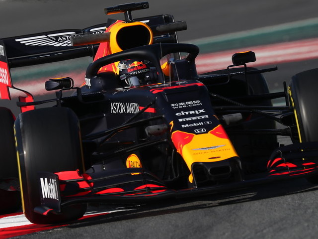 F1, Test Barcellona 2019: Red Bull molto competitiva nei long-run e affidabile dal punto di vista motoristico