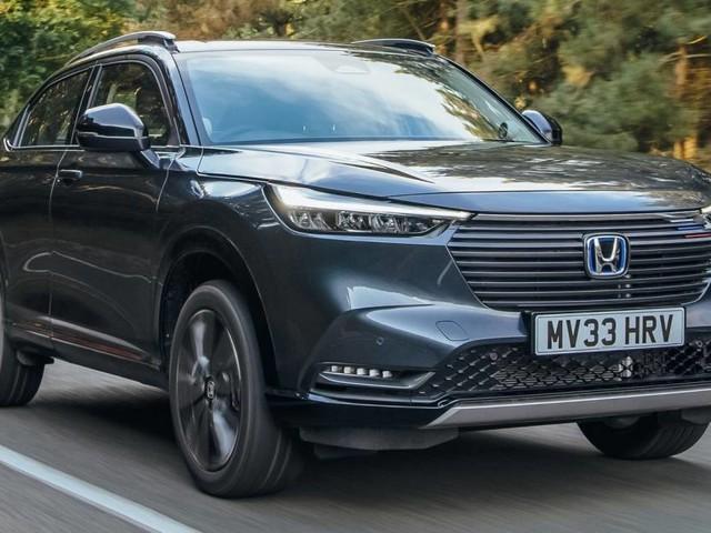 Honda HR-V - Le caratteristiche del sistema ibrido e:HEV
