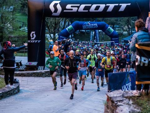 SCOTT Ultra Trail del Mugello all'insegna dei Record