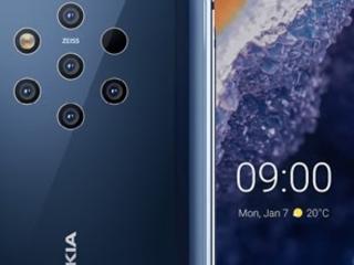 Specifiche Tecniche Nokia 9 PureView