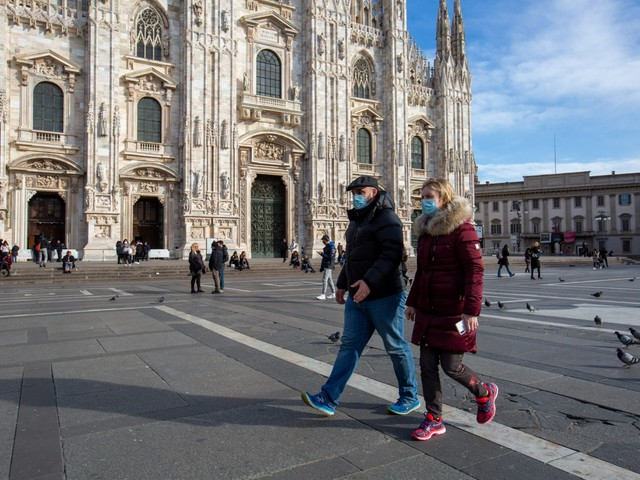 Coronavirus in Lombardia, nel Milanese superati i 10mila contagi