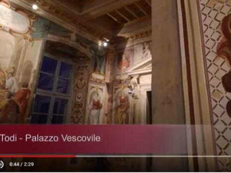 Arte Sacra, a Todi visite straordinarie a Palazzo Vescovile e Nunziatina