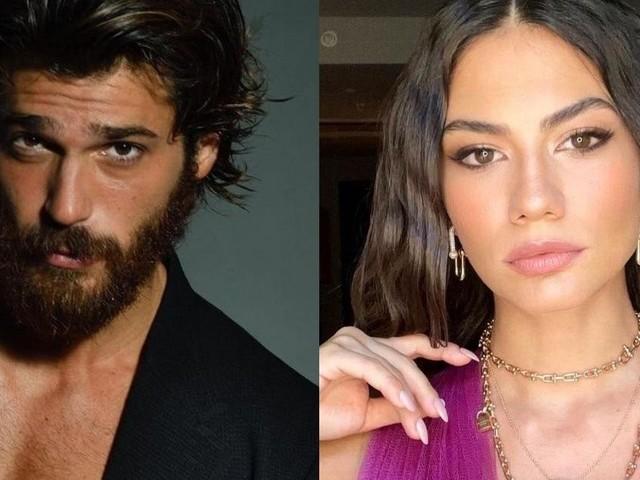 Can Yaman e Demet Özdemir, i fan sospettano ci sia una storia segreta: 'La vera coppia'