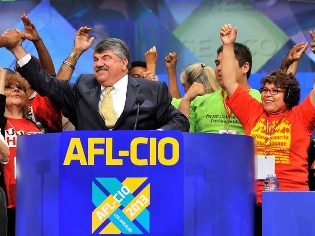 Usa, congresso Afl-Cio. Trumka rieletto