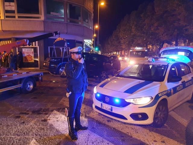 Messina. Scoperta casa a luci rosse sul viale Regina Elena