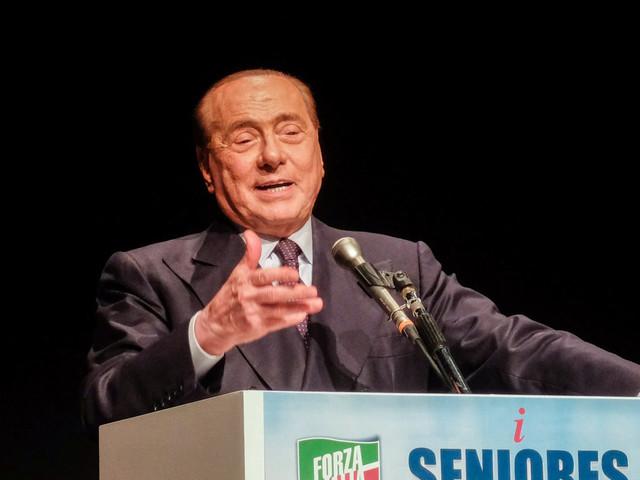 Berlusconi parteciperà alla manifestazione della Lega del 19 ottobre