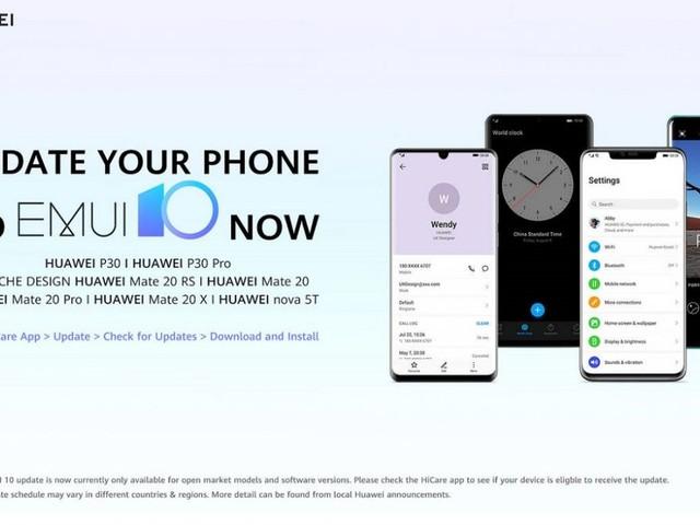 Prepararsi al meglio ad EMUI 10 su Huawei con HiCare 10.0.5.354: link per installarlo