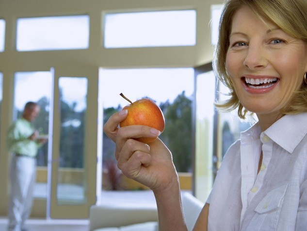 Una mela al giorno leva davvero il medico di torno. Uno studio