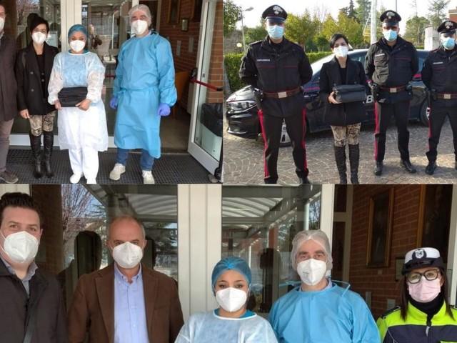 """Urbisaglia, arrivano i vaccini alla casa di riposo. Il sindaco Giubileo: """"Una bella giornata"""""""