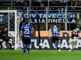 Dybala e Higuain stendono l'Inter, sorpasso Juve in cima serie A