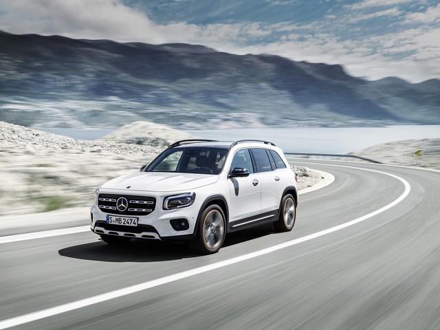 Mercedes GLB, la nuova frontiera del suv compatto