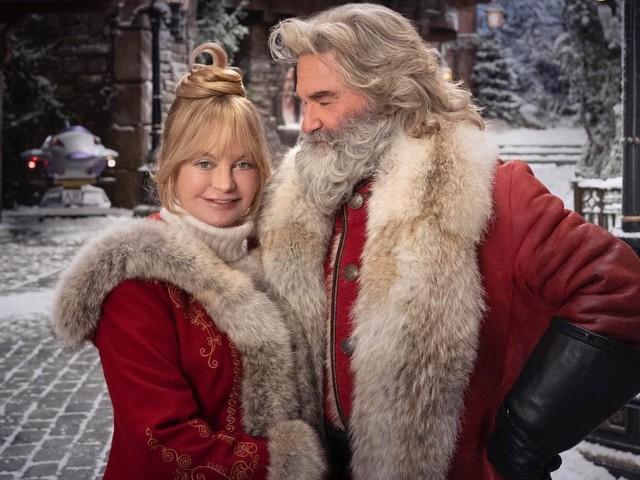 Qualcuno salvi il Natale 2: nuovo trailer italiano del film Netflix con Kurt Russell e Goldie Hawn