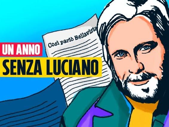 Un anno senza Luciano, un anno pieno di De Crescenzo
