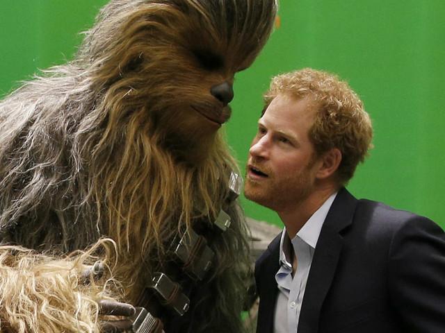 Star Wars 8: arrivano i principi William e Harry