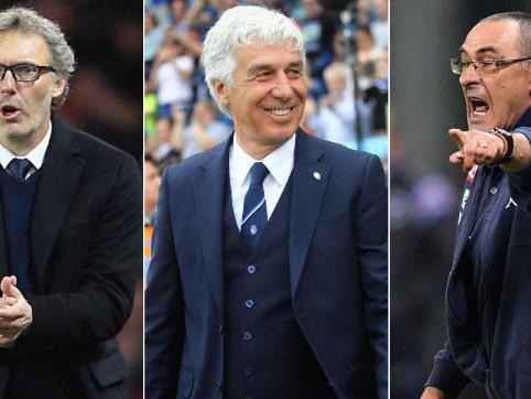 Roma, Ranieri lascia la panchina: idea Gasperini, ma il sogno è Sarri