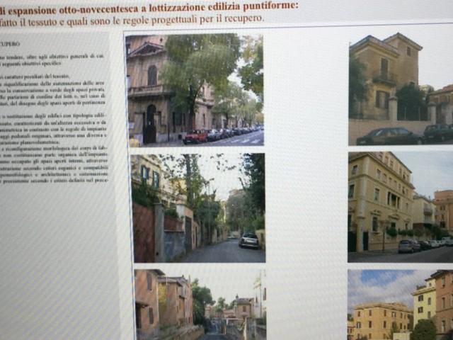 """Roma, il caso del villino di via Ticino: """"La foto già nella Carta della Qualità"""""""