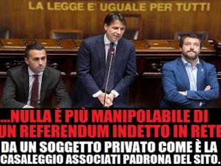 Cento immigrati potrebbero mandare in galera l'intero governo italiano!