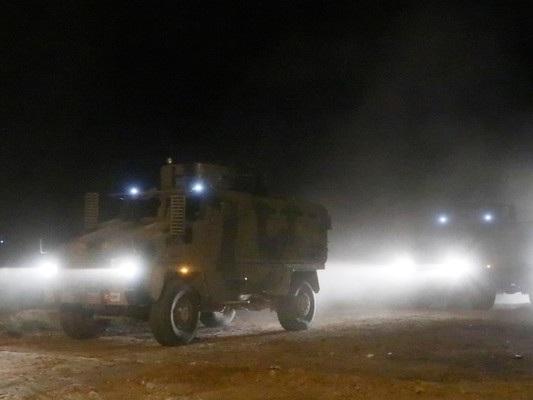 """Le truppe turche avanzano nel Nord della Siria. """"Colpite 181 basi terroristiche"""""""