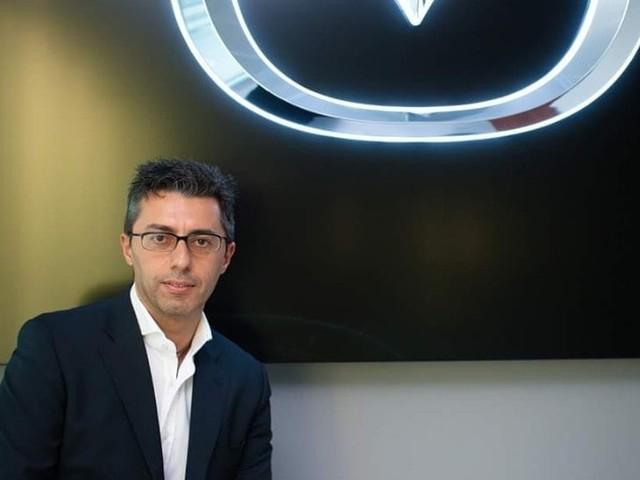 Mazda - La nostra intervista ad Alberto Esposito