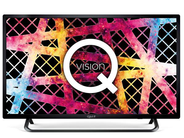 TV LED smart QBell QT32NX economica in offerta: da Carrefour al prezzo di 119 euro!