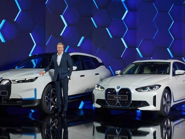 Gruppo BMW - Entro il 2023 una gamma elettrica di 13 modelli