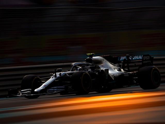 F.1, GP Abu Dhabi - Bottas il più rapido anche nelle Libere 2
