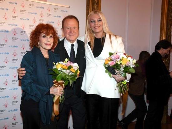 """Grande successo per il Charity Gala della 25^ Edizione de """"Il Natale dei cento Alberi d'Autore""""."""