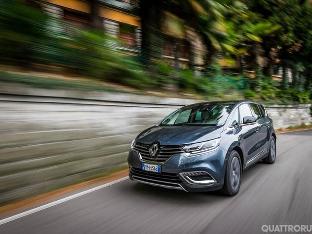 Renault Espace - Una settimana con la 1.8 TCe Initiale Paris [DAY 2]