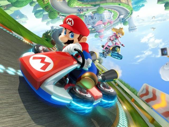 Mario Kart 8 è il racing game più venduto di sempre negli USA