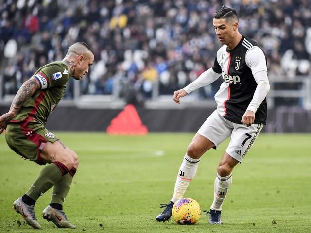 La Juventus travolge 4-0 il Cagliari. Il Milan fa 0-0 contro la Samp nonostante Ibra