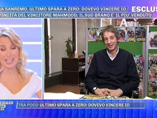 """Aldo Vitali sulla copertina di TV Sorrisi e Canzoni: """"Ecco perché non c'è Ultimo"""""""