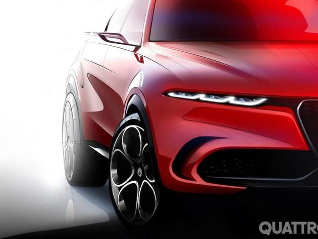 Alfa Romeo Tonale - Imparato spinge per migliorare le versioni ibride plug-in