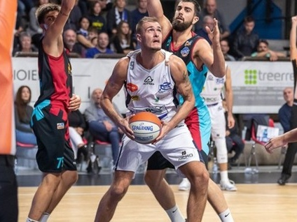 Tiri liberi sul basket orobico Treviglio una vittoria che fa molto bene