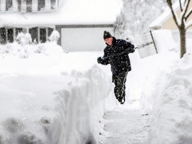 Maltempo Europa: dal VORTICE POLARE affondo artico con tempeste di neve e freddo