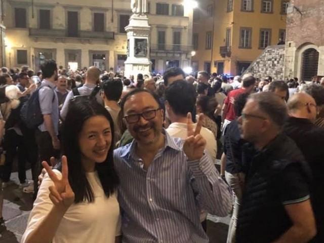 """Teresa Lin e Marco Whong, primi consiglieri comunali cinesi a Prato: """"Siamo i ponti dell'integrazione"""""""