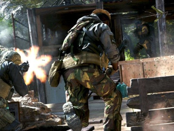 Call of Duty Modern Warfare: video 4K per la modalità multiplayer Gunfight