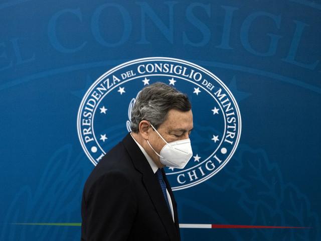 Draghi segue evolversi incendi in Sardegna. Solidarietà a popolazione