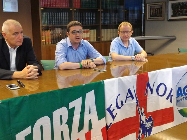 Fratelli d'Italia attacca il centrodestra trentino.