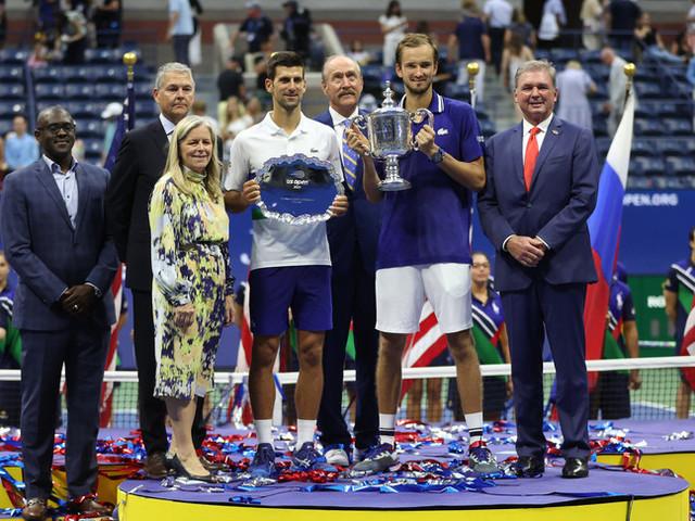 Niente Grande Slam per Djokovic, Medvedev vince gli Us Open