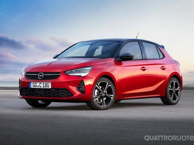 Opel Corsa - In Italia in promozione a partire da 12.300 euro