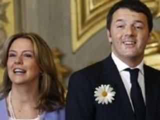 "Renzi sfoglia la Margherita Lorenzin ""Mi tradirà, non mi tradirà…"""