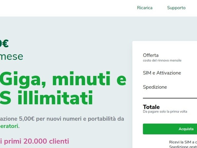Very Mobile debutta in Italia: 30 Giga, minuti e SMS illimitati a 4,99€