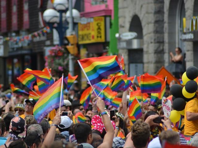 Frasi LGBT contro l'omofobia
