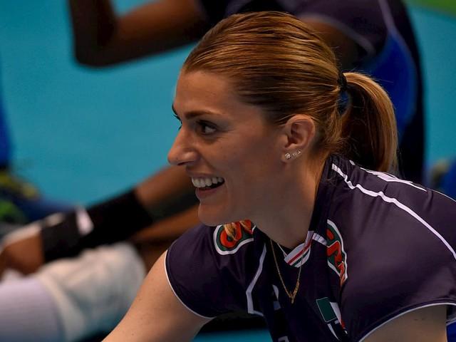 """Francesca Piccinini: """"Mi ritiro dalla pallavolo, voglio altre emozioni. Io mamma? Vorrei ma…"""""""